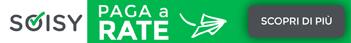 Finanziamento veloce con Soisy banner